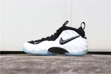49f9bca0ab1 Nike Air Foamposite One Pro Pearl Milk White Black 624041-100