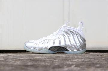 68c227bff22 Nike Air Foamposite One Pro Silver White AA3963-100