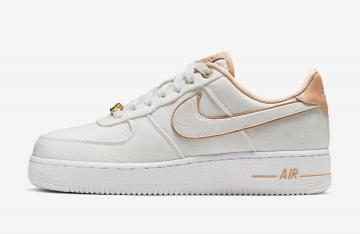 Nike Air Force 1 07 Se W Schuhe Schwarz Gelb pro mo.at