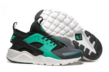 bc399b9f50de Nike Air Huarache Run Ultra BR Running Shoes Sneakers Dark Grey Menta Black  819685-003