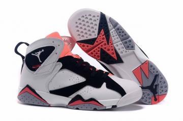 new product f50ea 4e594 Nike Air Jordan Retro 7 VII Hot Lava White Black 442960 106