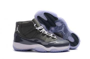761999d6c1d Nike Air Jordan 11 XI Retro Cool Grey White Men Shoes 378037-001