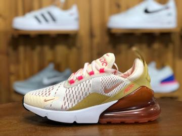 ce16ac078c Nike Wmns Air Max 270 Cream Tint Wheat AH6789-801