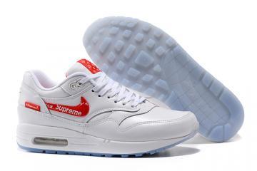 best cheap c343e 6f93f Nike Air Max 1 Master 30th Anniversary Shoes Lifestyle Unisex White Orange