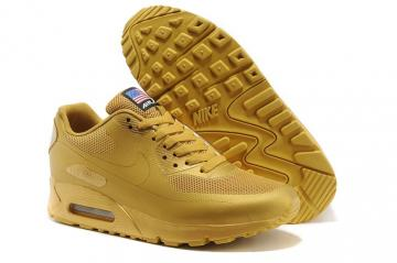 027aaf64e8 Nike Air Max 90 Hyperfuse QS Sport USA All Metallic Gold July 4TH Independence  Day 613841-999
