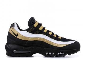 Nike Air Max 95 OG Black Metallic Gold White AT2865-002
