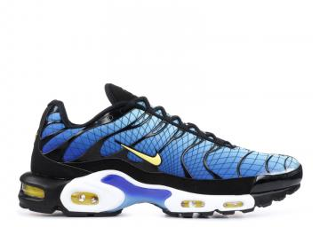 Nike Air Max Plus TN Greedy Orange Blue AV7021-001