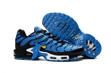 41938e1994 Nike Air Max Plus TXT TN KPU Navy Blue Black Men Sneakers Running Trainers  Shoes 604133-103