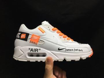 e42a2307881c1 Nike Air Max 90 ZERO QS X White Off Orange White Black 537384-100