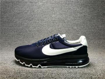 20c31610f0 Nike Air Max LD ZERO Reflective Blue White Running Shoes 848624-410