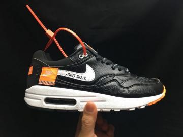 1e785932e5064 Nike Air Max ZERO QS X White Off Black White Orange Reflective 917691-002