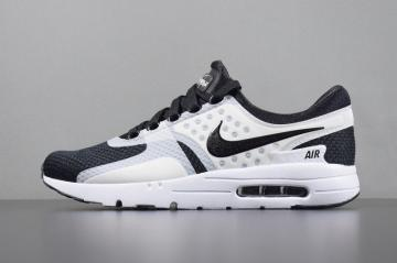 a41ba30864c41 Nike Air Max Zero Essential Black White Wolf 876070-101