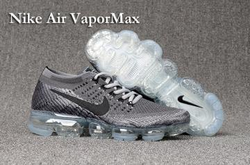 53e793ad904 Nike Air VaporMax Men Women Running Shoes Sneakers Trainers Wolf Grey  849560-101