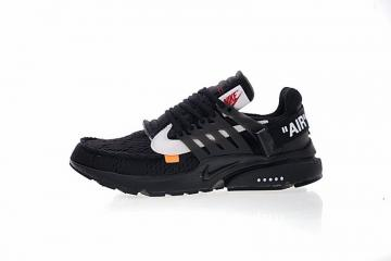9cfd2c1b007bc Nike Air Presto Off White Black Sports Shoes AA3830-002