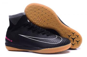 a49892ddacf8 Nike Mercurial X Proximo II IC ACC MD Football Shoes Soccers Black Light  Brown