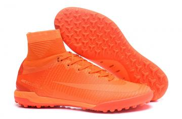 aa31052f4382 Nike Mercurial X Proximo II TF MD ACC Glow Pack Football Shoes Soccers  Total Orange Crison
