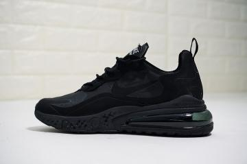 d36c1af2e0 Nike React Air Max Triple Black Half Palm Cushion Running Shoes AQ9087-002
