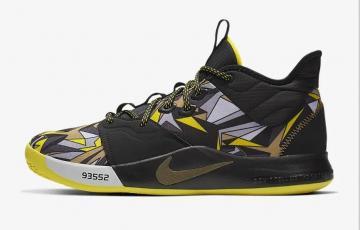 ada15687a25f7 Nike PG 3 Basketball Shoe Multi Color AO2607-900