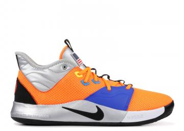 Nike PG 3 NASA Total Orange CI2666-800