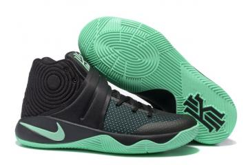 new concept 78508 78a08 Nike Kyrie 2 II Green Glow Black All Star 2016 Men Shoes 819583 007