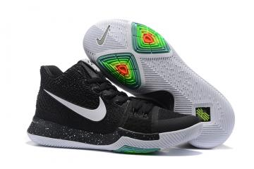 best cheap ff5e8 3c162 Nike Zoom Kyrie 3 EP Black White Men Shoes