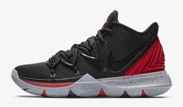 Big Kids Basketball Shoes AQ2456-003 GS Nike Kyrie 5 Black//Volt-Hyper Pink