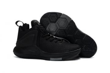 2305474fd7a9 Nike Zoom Witness EP Lebron James Black Men Basketball Shoes 884277