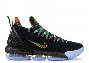 Nike LeBron 16 Watch The Throne CI1518-001
