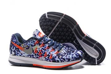 innovative design 4d38f 041ce Nike Air Zoom Pegasus 33 RF E Jungle Pack Navy Men Women Running Trainers  849813-406