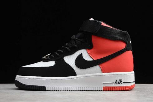 2019 Nike Air Force 1 High 07 LV8 Have a Nike Day Black White Red CI2306 303