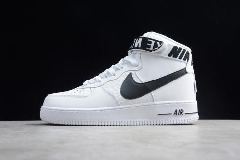 Nike Air Force 1 High 07 NBA White