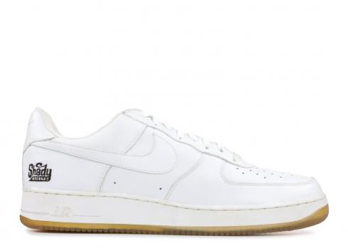 Air Force 1 Shady Records Shady White