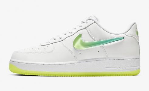 Nike Nike Air Force 1 '07 Premium 2 Men' whitevolt hyper