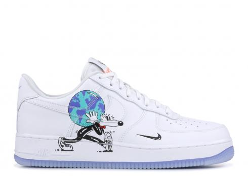 Nike Air Force 1 Flyleather Steve Harrington Earth Day CI5545-100