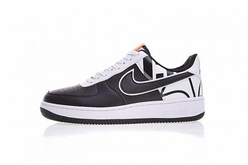 Nike Air Force 1 Low 07 LV8 Black White