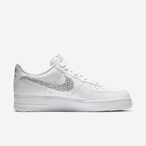 nike air force 1 low just do it