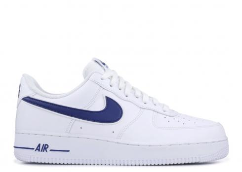 Nike Air Force 1 Low White Deep Royal AO2423-103