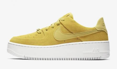 Nike Air Force 1 Sage Low Celery White AR5339 300