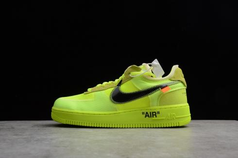 Off White X Nike Air Force 1 Low Volt Ao4606 700 Sepsale