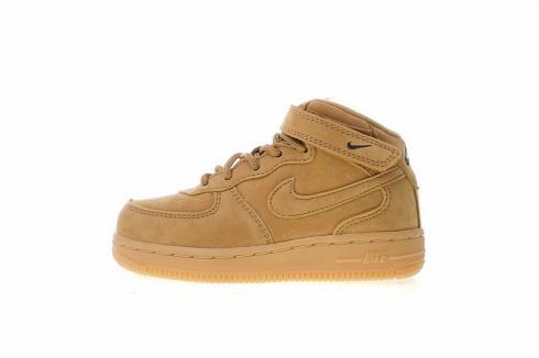 Nike Air Force 1 Mid LV8 TD Flax Wheat