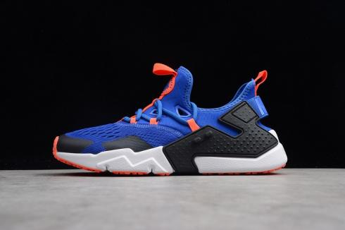 newest e9290 19a7a Nike Air Huarache Drift BR 6 Blue Black Red AO1133-400