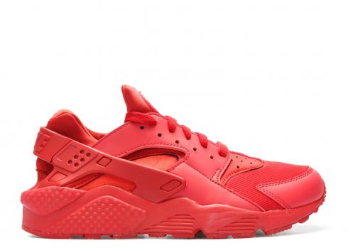 Nike Air Huarache Varsity Red Rouge 318429-660