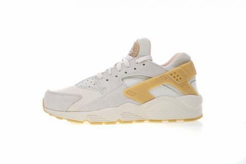 promo code f1fd3 26a7a Nike Air Huarache Run SE Black Wolf Grey Athletic Shoes 852628-001 ...