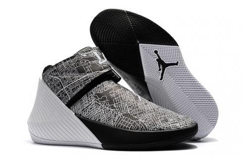 best quality best wholesaler authentic quality Nike Air Jordan Westbrook Men Basketball Shoes Grey Black
