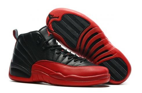 Nike Air Jordan 12 Retro Flu Game Black