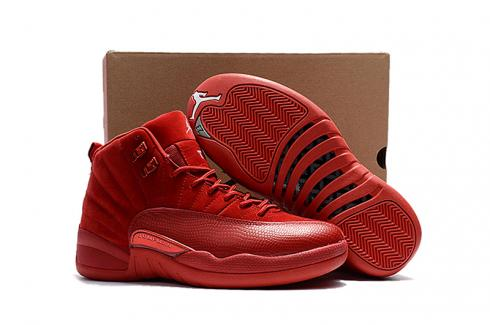 Nike Air Jordan XII 12 Retro All Red
