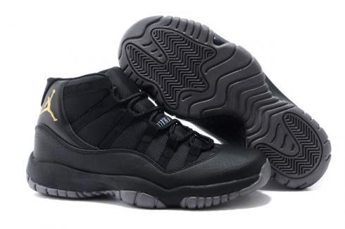 fffc131e2cc Nike Air Jordan XI 11 Retro White Black Concord Men Shoes 378037 107 ...