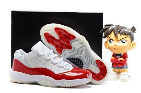 Nike Air Jordan Retro XI 11 Low White Gold Limited Men Women