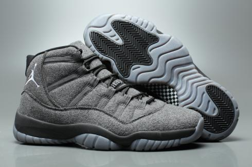 6f8d39a34a5925 Nike Air Jordan XI 11 Retro Women Basketball Shoes Flu Green 378037 ...