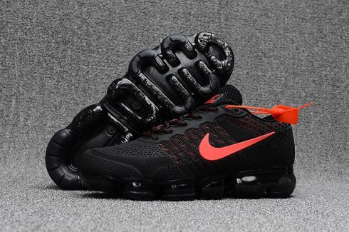 Nike Air Max 2018 Running Shoes KPU Men Black Orange 849558-008